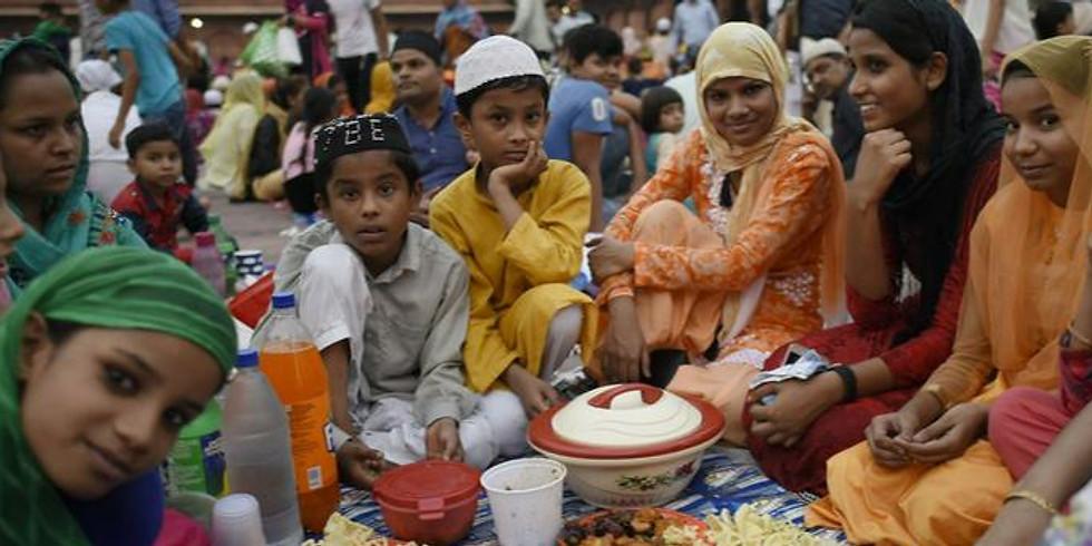 Ramadan Prayer Walk & Lunch