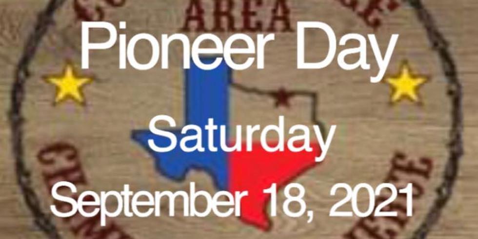 Volunteer - Pioneer Days Festival