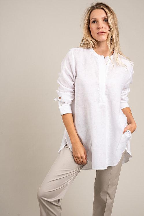Camicia lunga di Lino