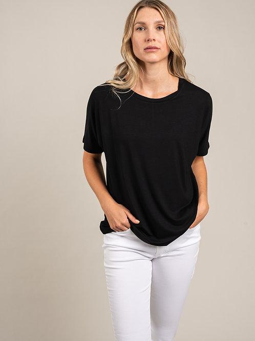 T-Shirt aus Viskose