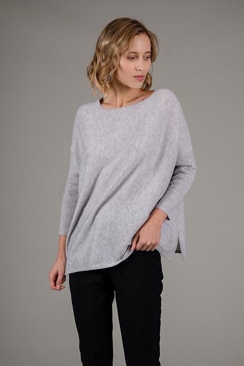 Oversize Kaschmir-Pullover