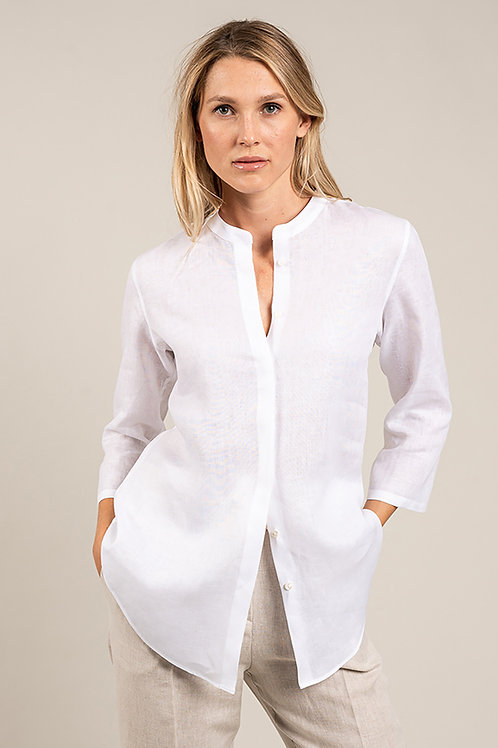 Camicia Coreana di Lino