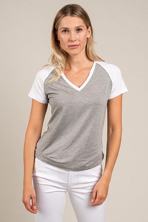 T-Shirt Viscosa
