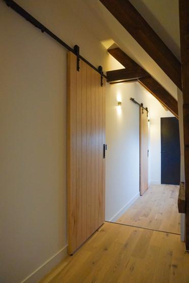Compleet interieur woning | schuifdeuren