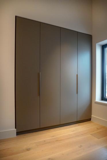Compleet interieur woning | kledingkast