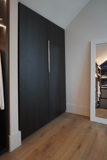 Compleet interieur woning | inloopkast