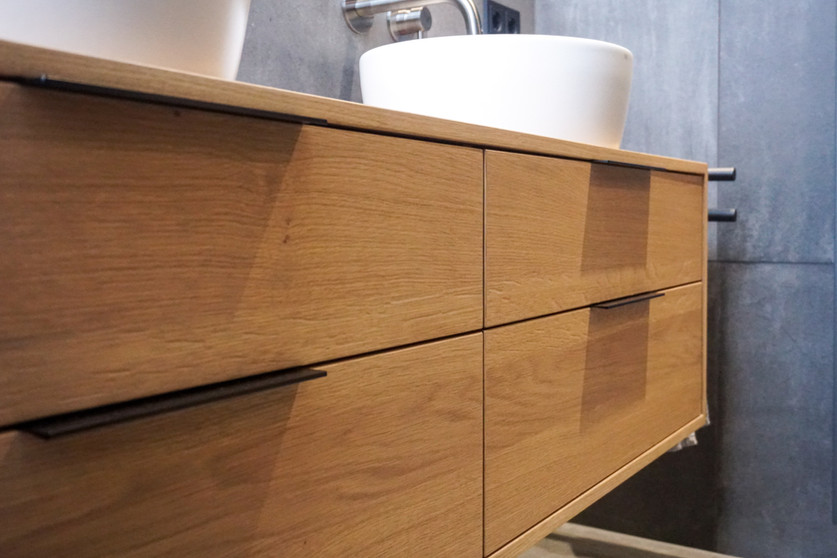 Compleet interieur woning | badkamer meubel