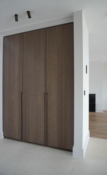 Compleet interieur woning | garderobekast