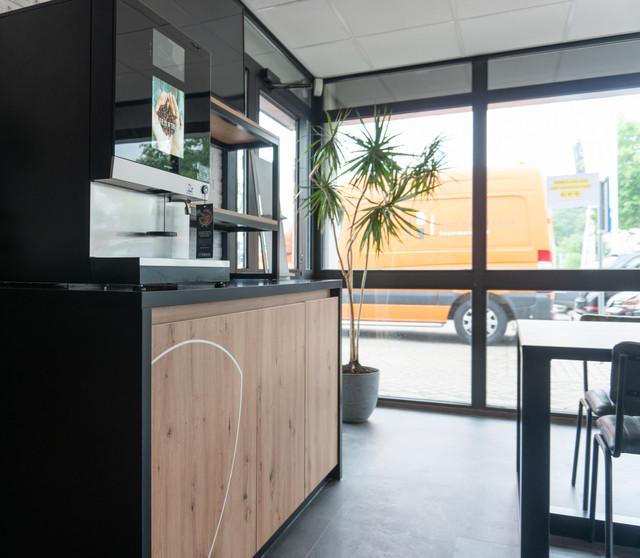 Van Tilburg-Bastianen Groep | Binnenkomst & Receptie