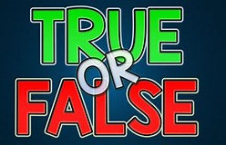 Over 1500 True & False Test Questions