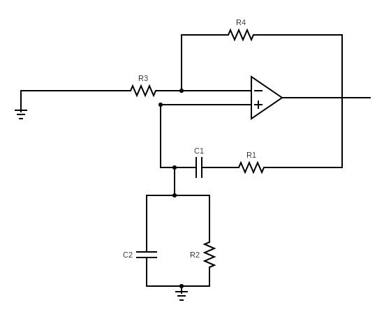 Wein Bridge Oscillator using OpAmp