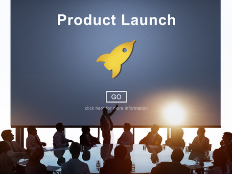 Announcing a New Product