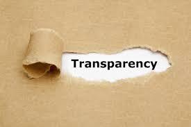 Embrace Transparency