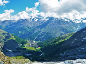 Saas Fee travelguide