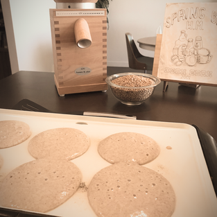 Grandmama's Cottage Pancakes