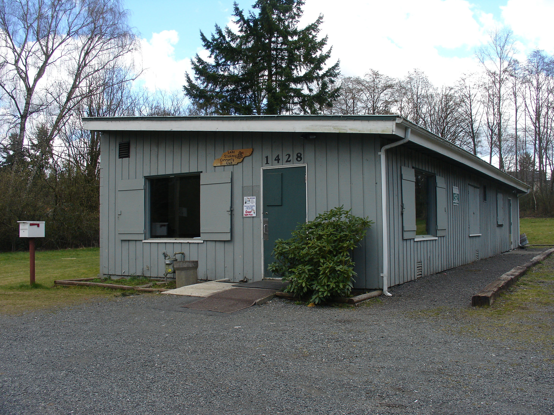 Club building