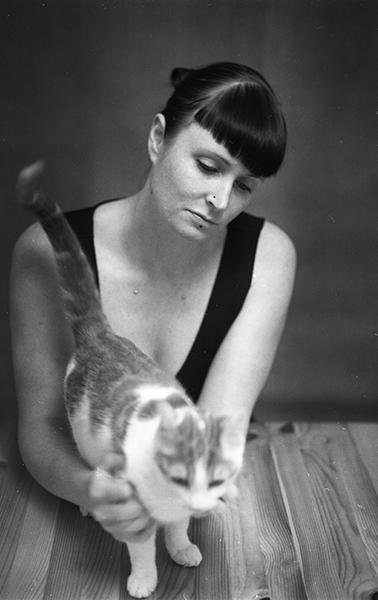 Cat and cat, 2016.