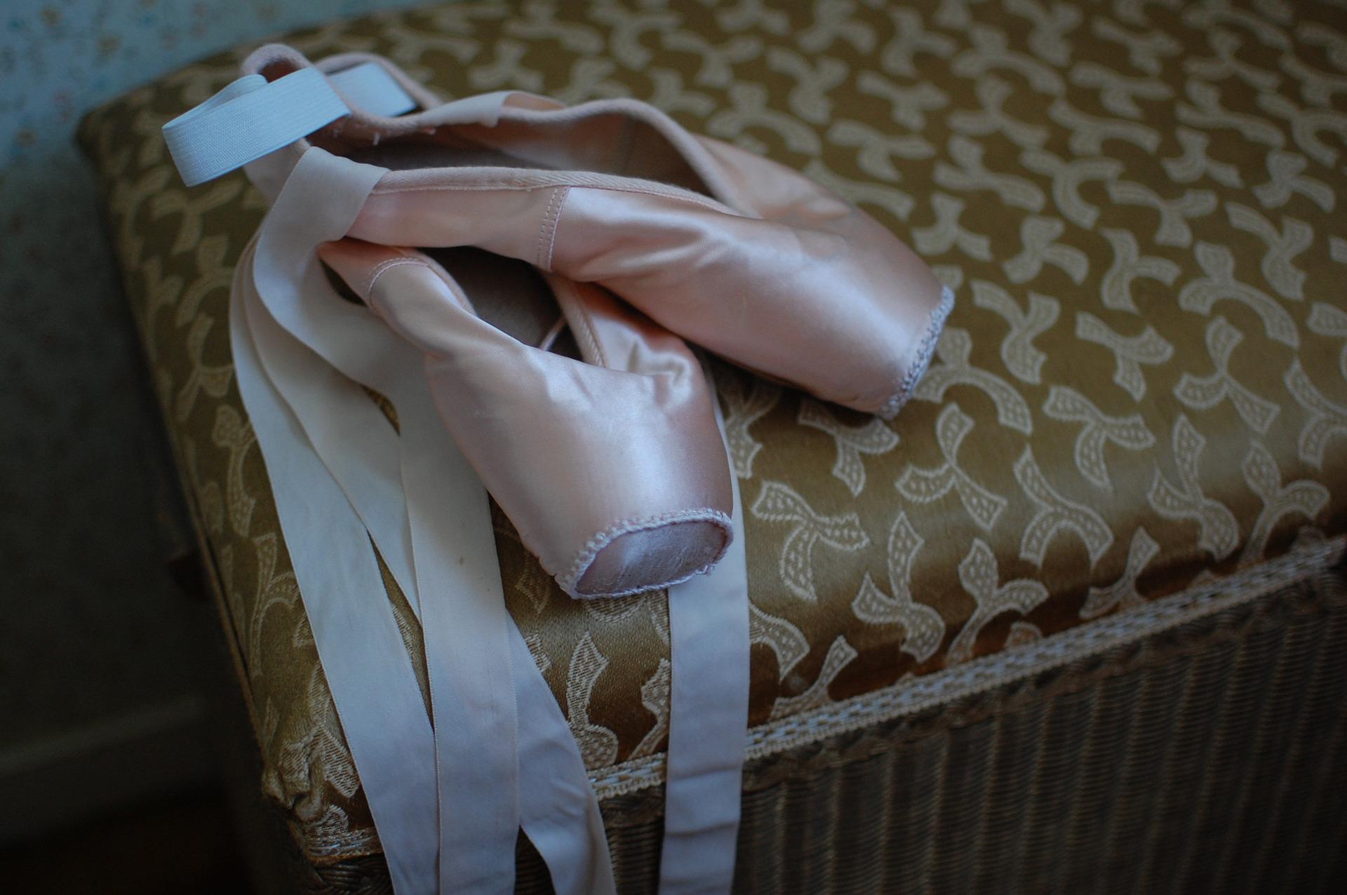 Danse Raccords de chaussures