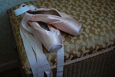 ダンス靴継手