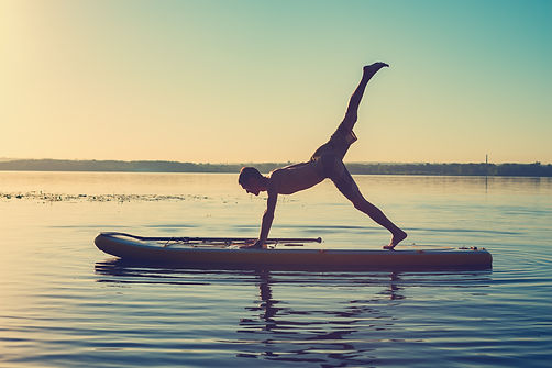 yoga paddle board lessons Massage & Wellness Kalispell, MT Heather Reddig