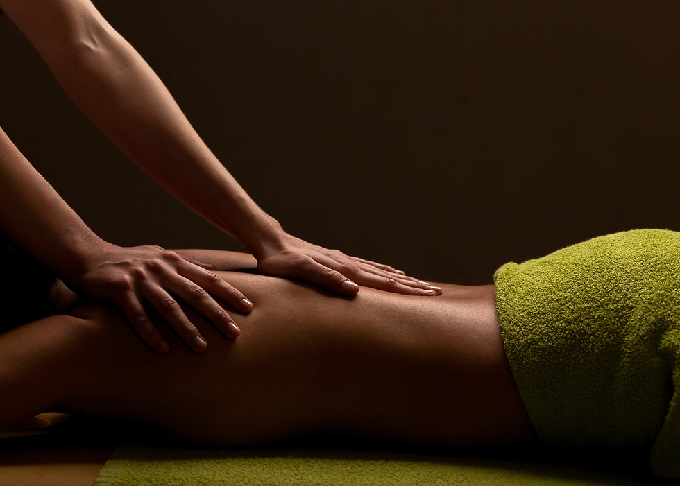 60 Minute Massage Gift Certificate