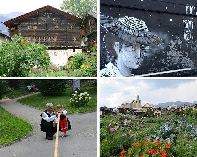 Culture et patrimoine en Valais