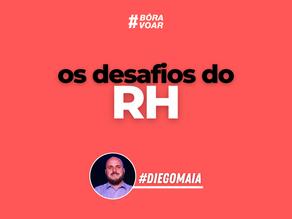 Futuro do RH é tema do podcast BóraVoar