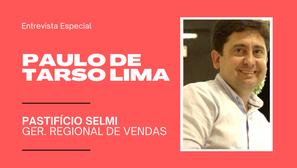 A empatia para mim é a maior e a preferida técnica de vendas, diz Paulo de Tarso Lima