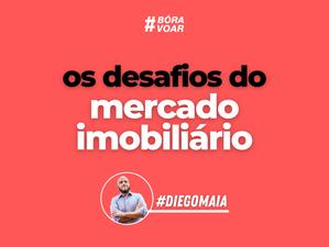 Diego Maia recebe grandes nomes do setor imobiliário para falar do futuro