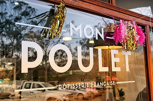 MON POULET Chicken and Chips Shop Croydon