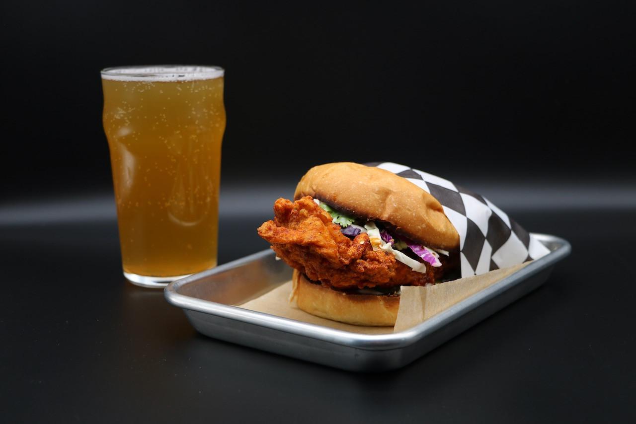 Foghorn Fried Chicken Sandwich Beer.jpeg