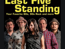 LAST FIVE STANDING - Proven Pro Party Band