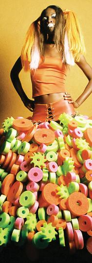 The Noodle Dress