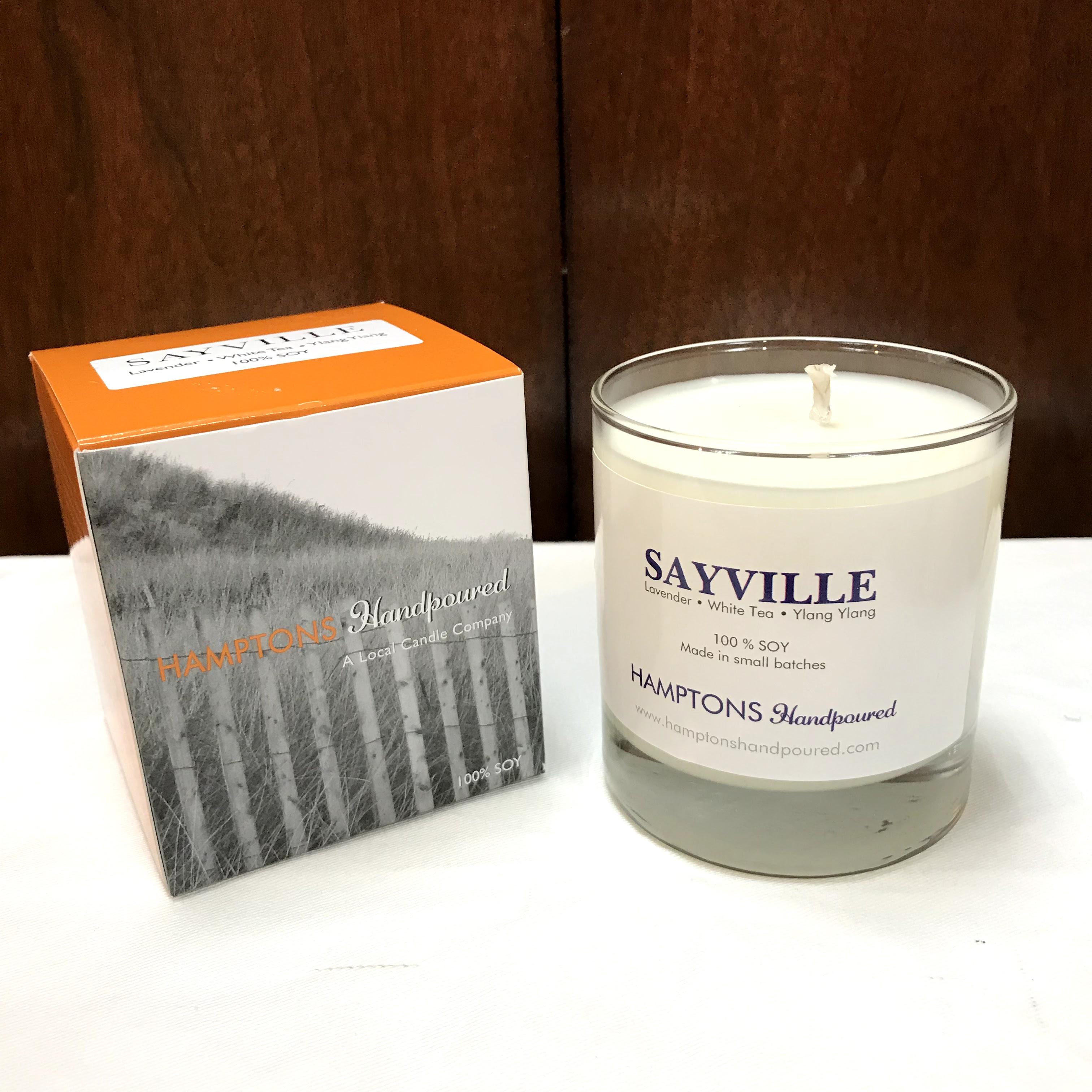 Hampton Candles