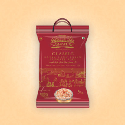 Classic Basmati Rice 5kg