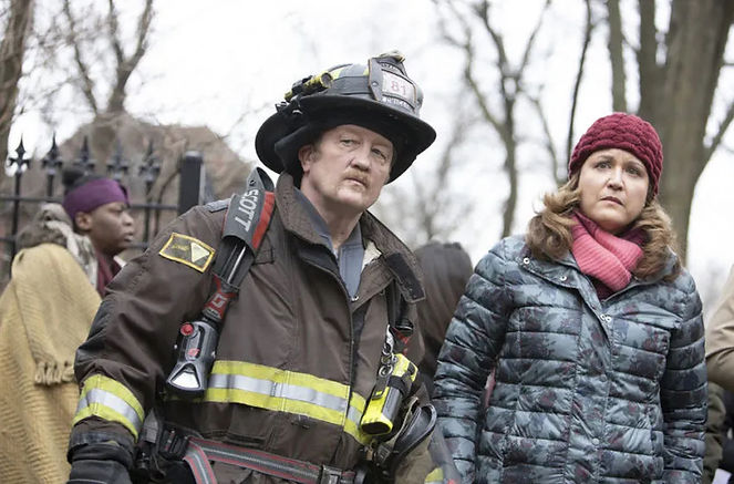 Chicago Fire Actress
