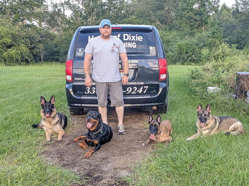 Heart of Dixie Dog Training, LLC