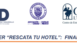 """El Taller """"Rescata tu hotel"""": Finanzas del CIID del CESSA,  cambió de fecha. Consulte aquí."""
