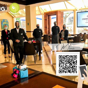 El Crowne Plaza Hotel de México está listo para recibirte con la hospitalidad en la que confías.