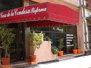 Casa de  La Condesa Hoteles Ciudad de México