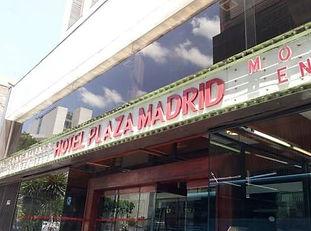 Plaza Madrid hoteles ciudad de mexico