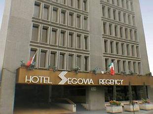 Segovia Regency hoteles ciudad de mexico