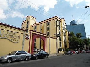 Vermont Hoteles Ciudad de México