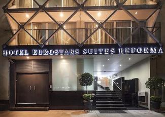 Euro stars hoteles ciudad de mexico