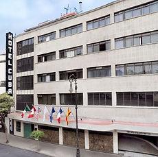 Nuevo Hotel Cuba hoteles ciudad de mexico