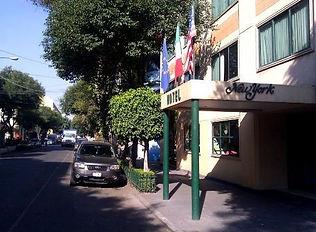 New York hoteles ciudad de mexico