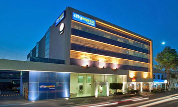 City Exprees Buena Vista hoteles ciudad de mexico