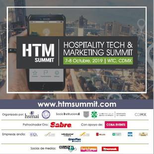 La Asociación de Hoteles te invita a participar en la 1ª Edición de: HTM SUMMIT.