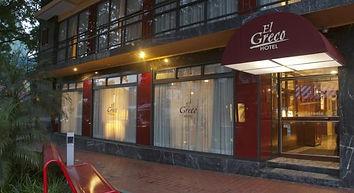 El greco Hoteles Ciudad de México