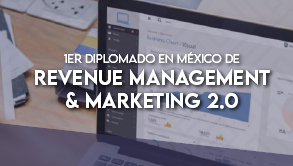 No te pierdas la segunda edición del Diplomado Revenue Management y Marketing Digital de la AHCM.